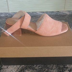 Kelsi Dagger block heel sandal